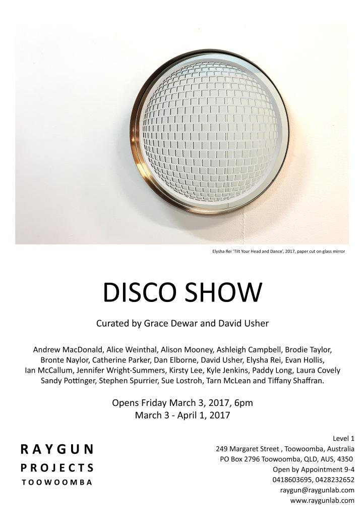 disco-show-poster