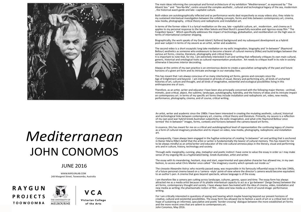 John Conomos catalogue (sm)