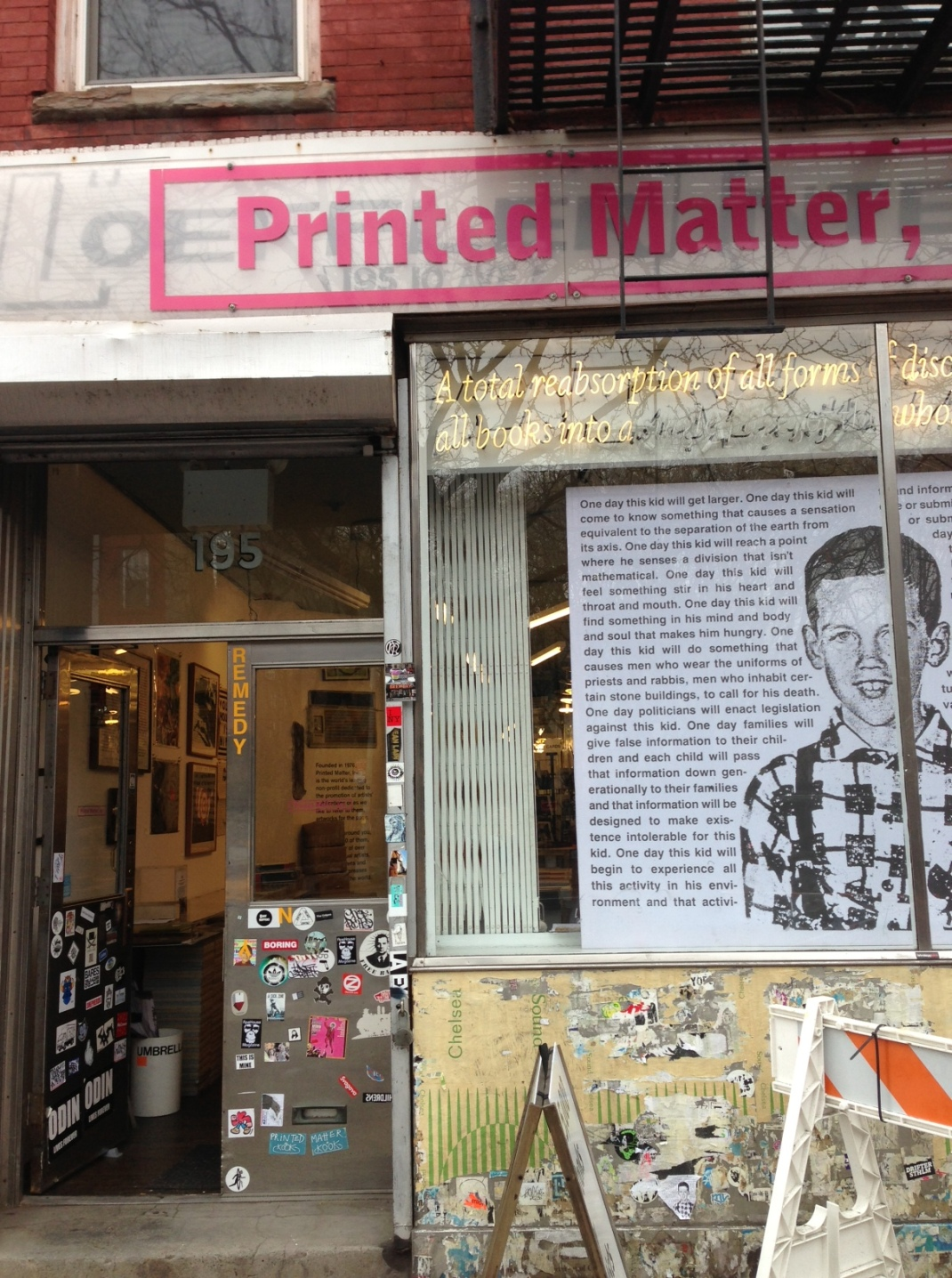 New York Printed Matter