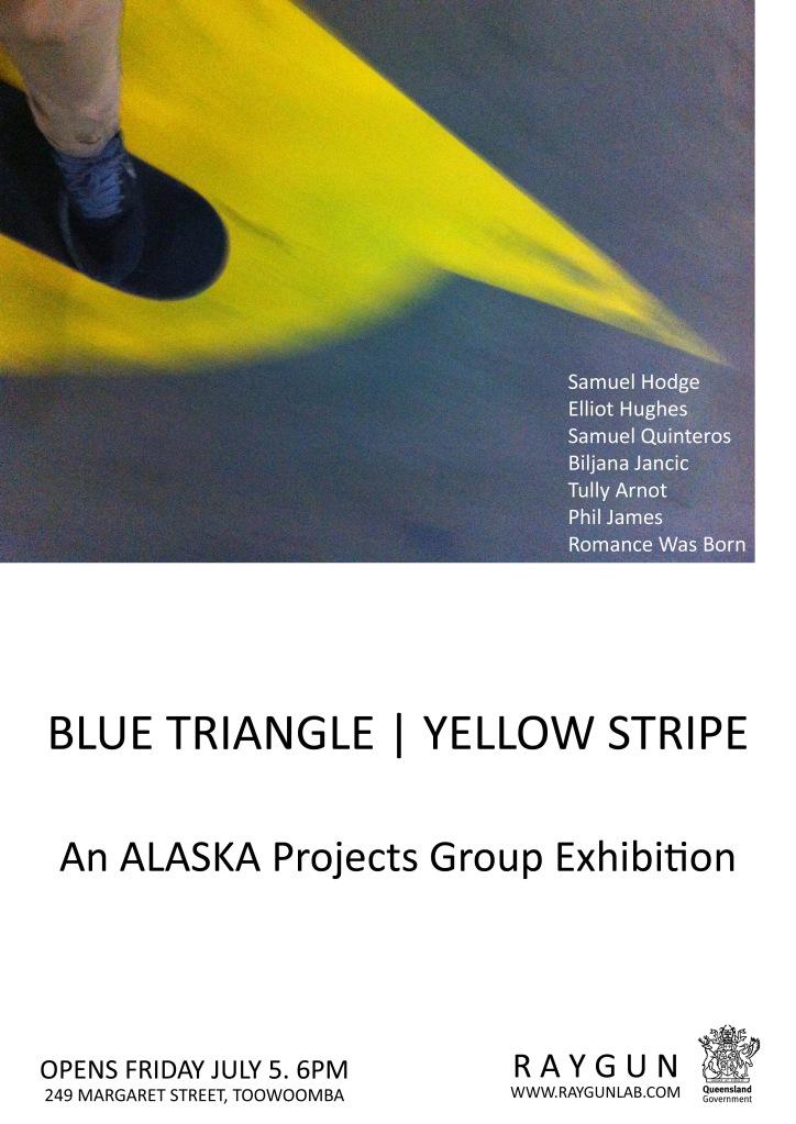 Alaska Projects Sebastian Poster