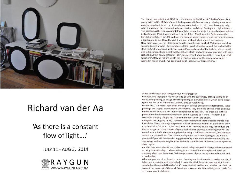 richard catalogue