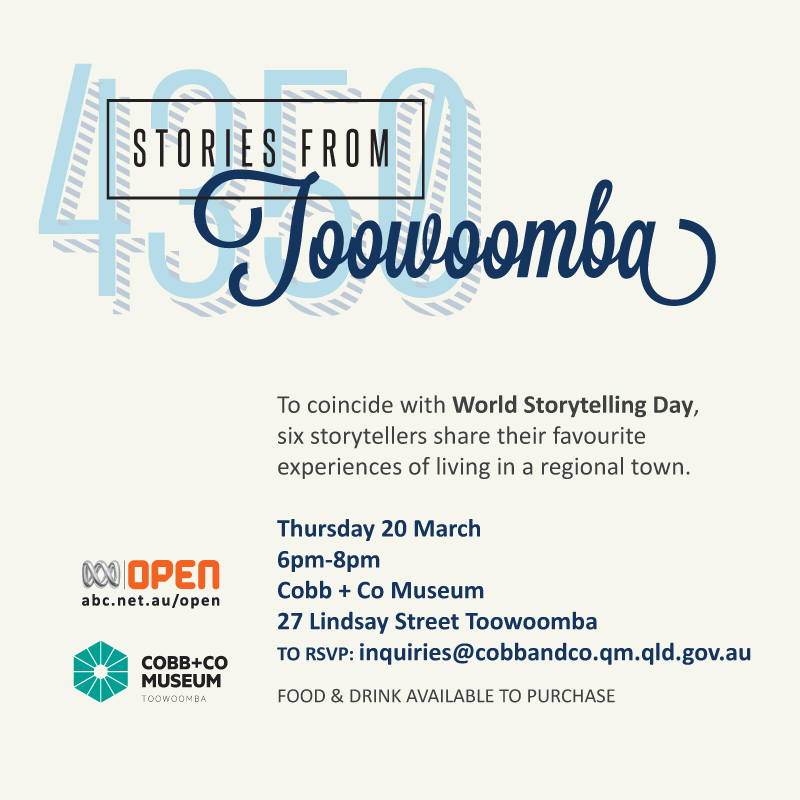 Stories from Toowoomba Flyer