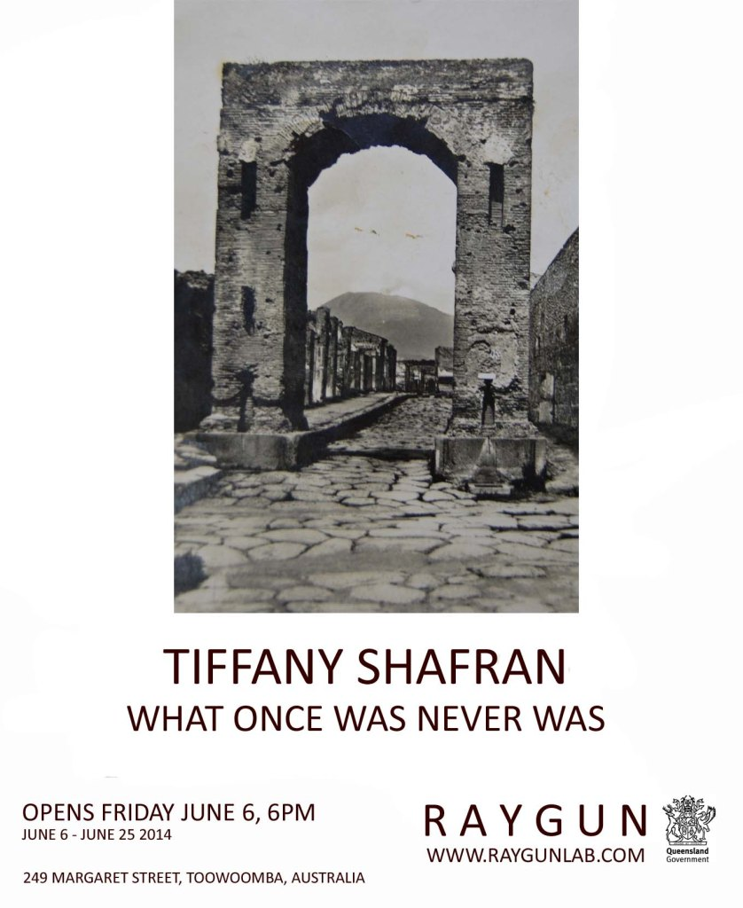 Tiffany Shafran Poster web