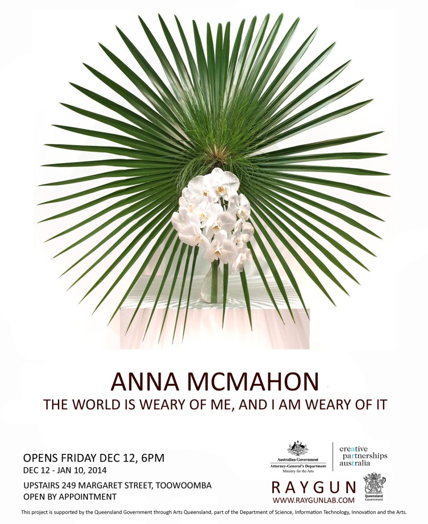 Anna McMahon poster