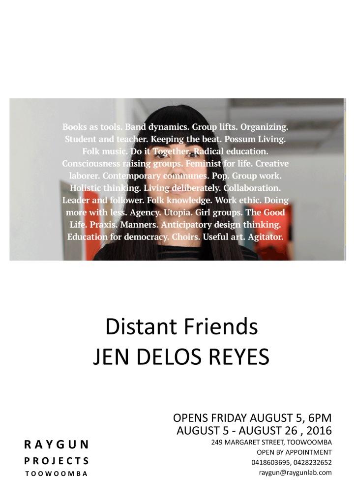 Jen Delos Reyes Poster